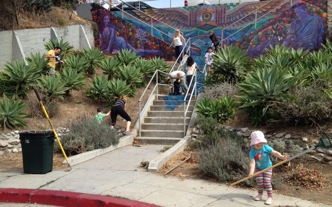 Make Los Feliz Look Its Best – Clean Streets Challenge – Nov. 6th