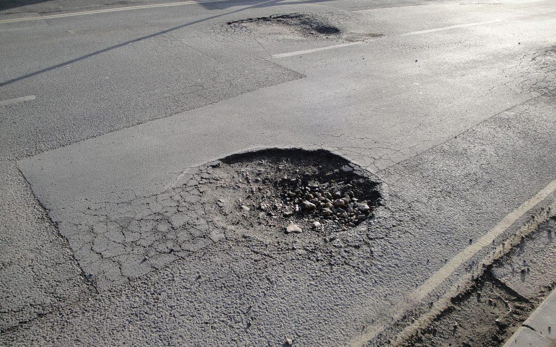 Submit Your Los Feliz Pothole Repair Requests